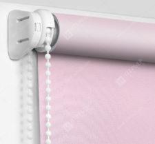 Рулонные шторы Мини - Респект блэкаут розовый