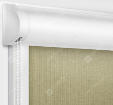 Рулонные кассетные шторы УНИ - Карина мокко